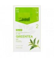 Holika Holika, Tea Brewed Mask Sheet Green Tea, Maska w płacie, 27 ml