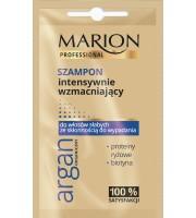 Marion Professional, Intensywnie wzmacniający szampon do włosów w saszetce, 10 g