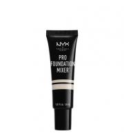 Nyx, Pro Foundation Mixer, Zestaw do mieszania podkładów, 01 Opalescent
