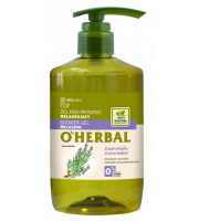 O'Herbal, Relaksujący żel pod prysznic, Lawenda, 750 ml