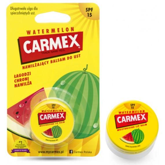 Carmex, Balsam do ust, Arbuz, SPF 15, 7,5 g