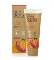Ecodenta, COSMOS, Owocowa pasta do zębów dla dzieci, 75 ml