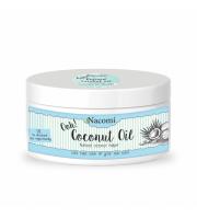 Nacomi, Olej kokosowy rafinowany, 100 g