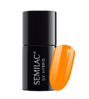 Semilac, 543, Lakier hybrydowy UV, Bon Voyage, City Break, 7 ml
