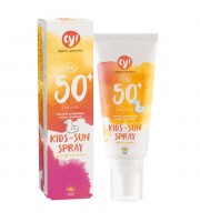 Eco Cosmetics, EY! Spray na słońce dla dzieci, SPF 50+, 100 ml