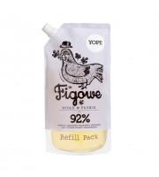 Yope, Mydło Figa, refill, 500 ml