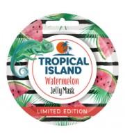 Marion, Tropical Island, Jelly Mask Watermelon, Maseczka do twarzy, 10 g