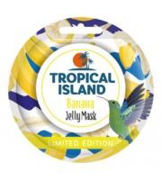 Marion, Tropical Island, Jelly Mask Banana, Maseczka do twarzy, 10 g