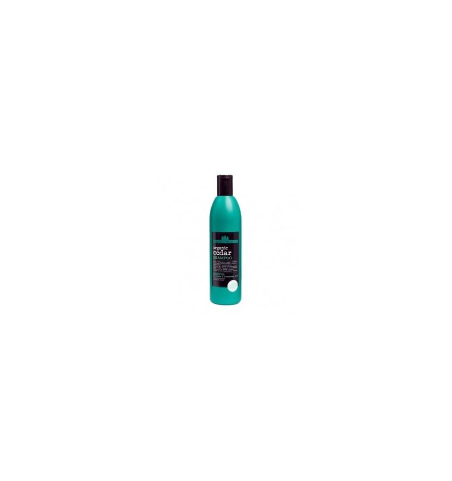 Planeta Organica, ORGANICZNY CEDR, szampon do włosów cienkich, 360 ml