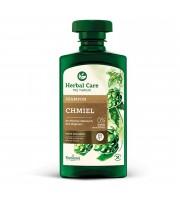 Farmona, Herbal Care, Szampon, Chmiel do włosów matowych i pozbawionych objętości, 330 ml