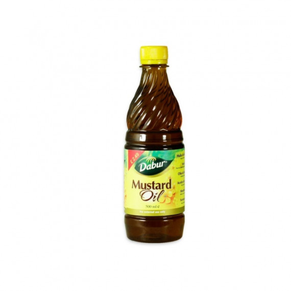 Dabur, Olej musztardowy, 500 ml