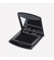 Semilac, Cień rozświetlający 418 Deep Black, 1,2 g