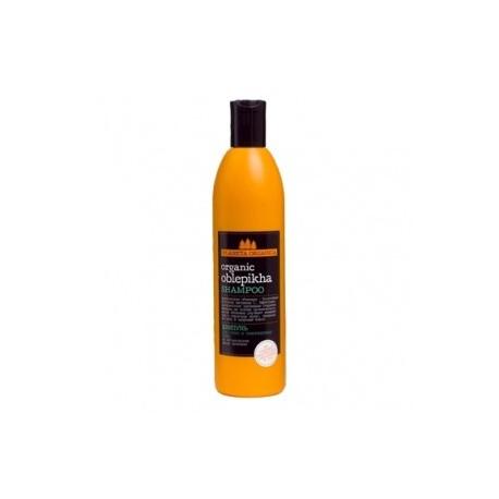 Planeta Organica, ORGANICZNY ROKITNIK, szampon do włosów suchych, 360 ml