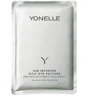 Yonelle,  H2O Infusion, S.O.S Eye Patch, Odmładzające płatki pod oczy, 1 para