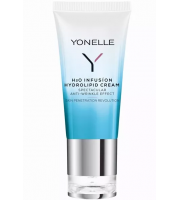 Yonelle, H2O Infusion, Hydrolipid Cream, Mini-size, Krem odmładzający 20 ml