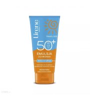 Lirene, Emulsja SPF 50 Travel Size, 90 ml