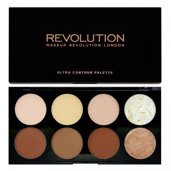 Makeup Revolution, Ultra Contour Palette, Paleta do konturowania