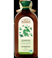 Green Pharmacy, Szampon do włosów normalnych Pokrzywa zwyczajna, 350 ml
