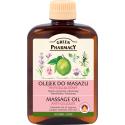 Green Pharmacy, Olejek do masażu ANTYCELLULITOWY, 200 ml