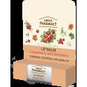 Green Pharmacy, Balsam do ust brusznica i żurawina SPF 10, 3,6 g