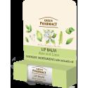 Green Pharmacy, Balsam do ust aloes i limonka SPF 10, 3,6 g