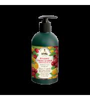 Receptury Babuszki Agafii, Mydło do rąk i ciała, JAGODY, 500 ml
