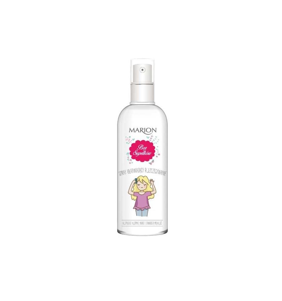 Marion, Spray ułatwiający rozczesywanie, 120 ml