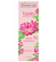 Bielenda, Vanity Soft, Krem do depilacji Lotos, 100 ml