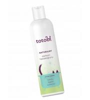 Totobi, Naturalny szampon hipoalergiczny do skóry i sierści zwierząt, 300 ml