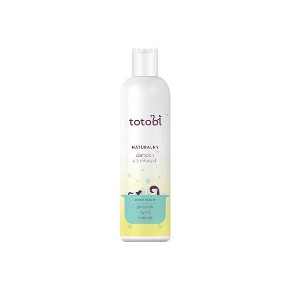 Totobi, Naturalny szampon do skóry i sierści młodych zwierząt, 300 ml
