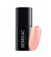 Semilac, 532 Lakier hybrydowy UV Hybrid Semilac Celebrate Kind Apricot 7ml