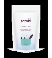 Totobi, Naturalny pudrowy szampon przeciwpchelny do skóry i sierści zwierząt, 100 g