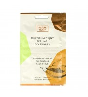 Nature Queen, Multifunkcyjny peeling do twarzy, 2x6 ml