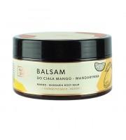 Nature Queen, Balsam do ciała Mango Mandarynka, 200 ml