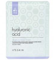 It's Skin, Hyaluronic Acid Moisture Mask Sheet, Intensywnie nawilżająca maska w płacie, 17 g