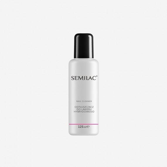 Semilac, Odtłuszczacz do paznokci, Semilac Nail Cleaner 125 ml