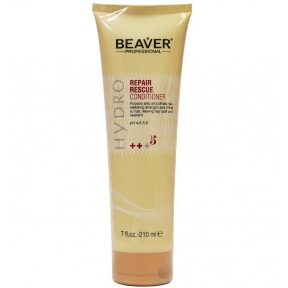 Beaver, Odżywka regenerująca do włosów farbowanych, 210 ml