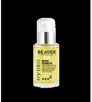 Beaver, Olejek jedwabny głęboko przenikający do włosów, 60 ml