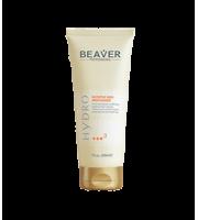 Beaver, Mleczko wygładzające do włosów, 200 ml