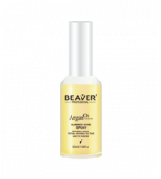 Beaver, Argan Oil spray do włosów, 50 ml