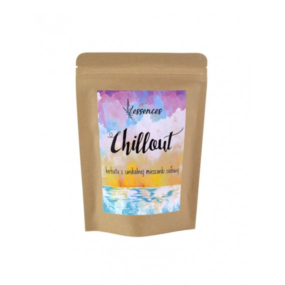 Essences, Herbata ziołowa Chillout, 50 g