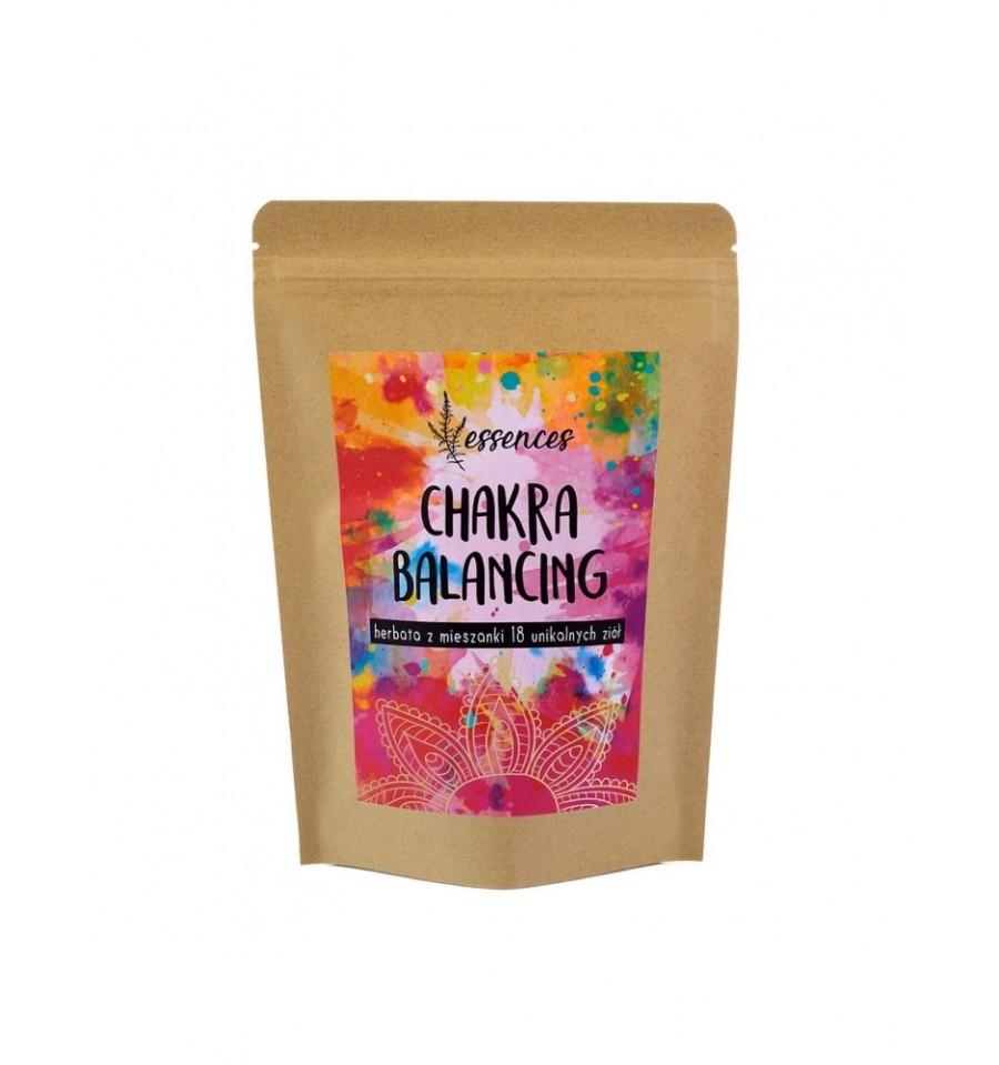 Essences, Herbata ziołowa Chakra Balancing, 50 g