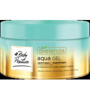 Bielenda, Body Positive, Aqua gel, Żel ujędrniająco-wygładzający, 250 ml