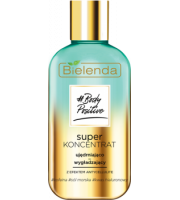 Bielenda, Body Positive, Aqua Gel, Super koncentrat antycellulitowy do ciała, 250 ml
