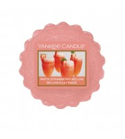 Yankee Candle, White Strawberry Bellini, wosk, 22 g