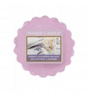 Yankee Candle, Honey Lavender Gelato wosk, 22 g