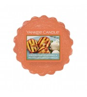 Yankee Candle, Grilled Peaches & Vanilla, wosk, 22 g