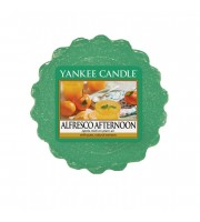 Yankee Candle, Alfresco Afternoon, wosk, 22 g