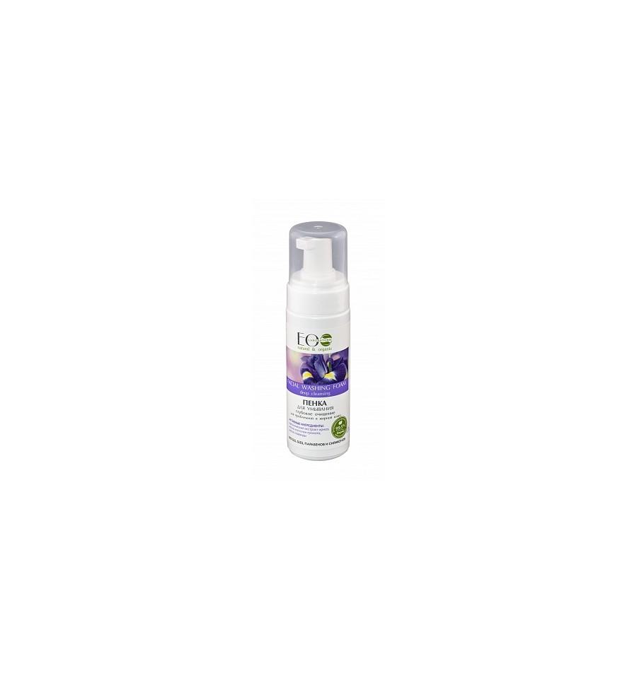 ECOLAB , Pianka do twarzy, Głębokie oczyszczenie – dla problematycznej i tłustej skóry, 150 ml