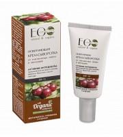 ECOLAB, Krem-serum rozjaśniające do twarzy na dzień, 30 ml